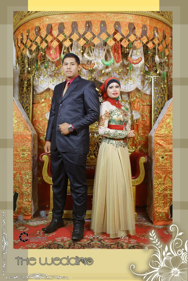 Pose Wedding